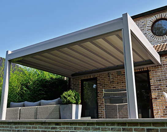 Lean-To Pergolas